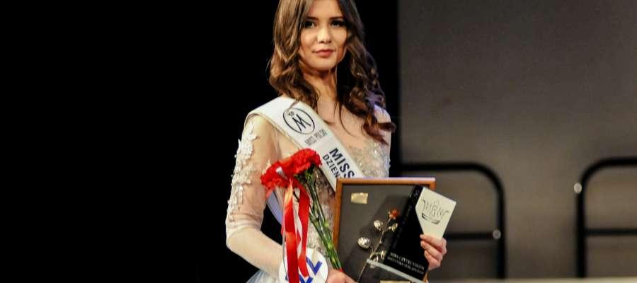 Agnieszka Murkowska wygrała głosowanie na Miss Czytelników Dziennika Elbląskiego w ubiegłym roku