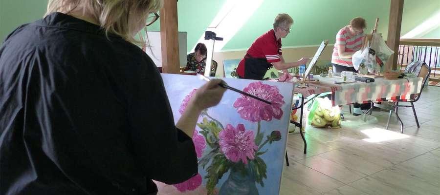 Artyści uwieczniają piękno naszego regionu