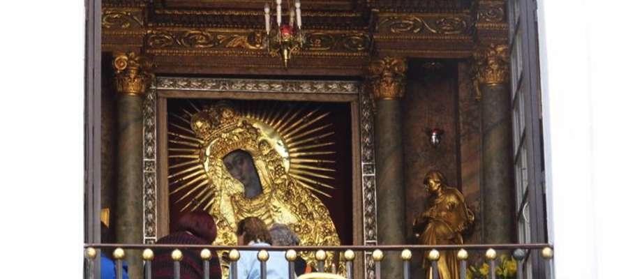 Obraz Matki Bożej Ostrobramskiej