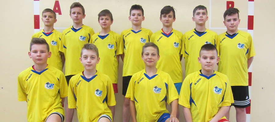Chłopcy z Reszla awansowali do półfinału województwa warmińsko-mazurskiego.