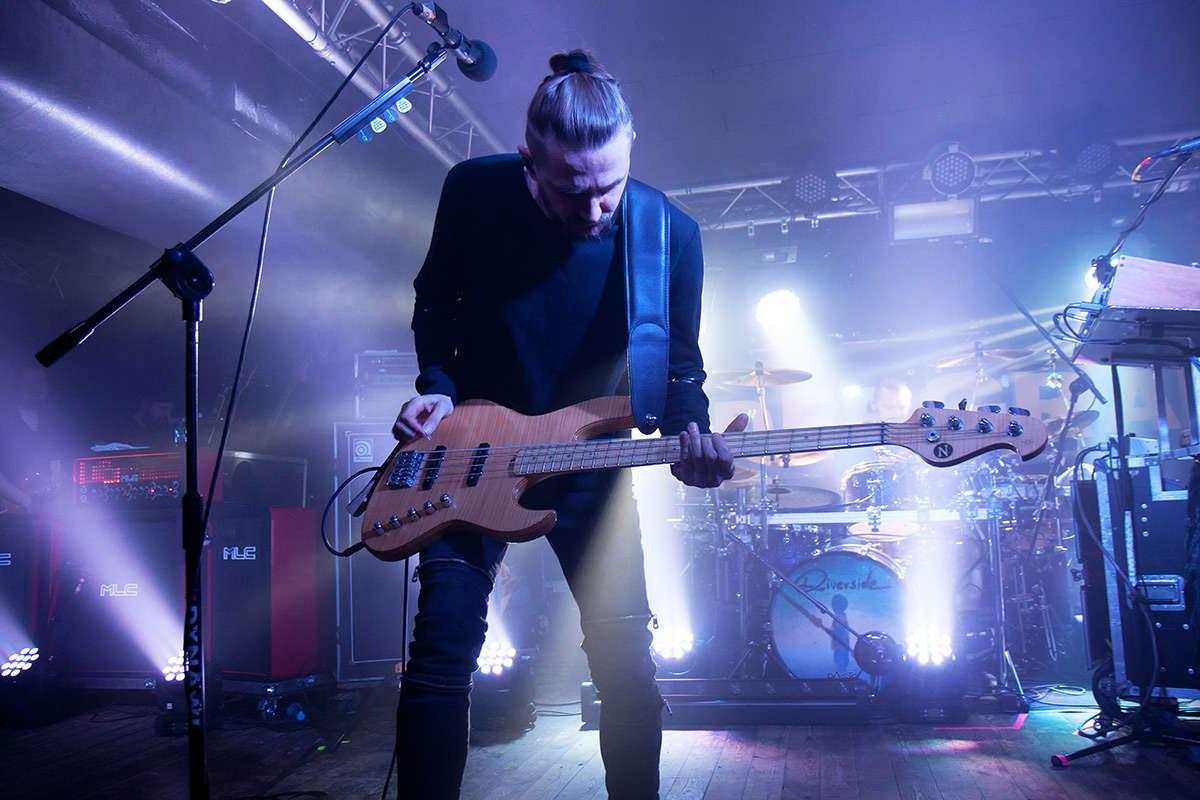 """Riverside w Olsztynie rozpoczął trasę Towards The Blue Horizon Tour 2017"""" - full image"""