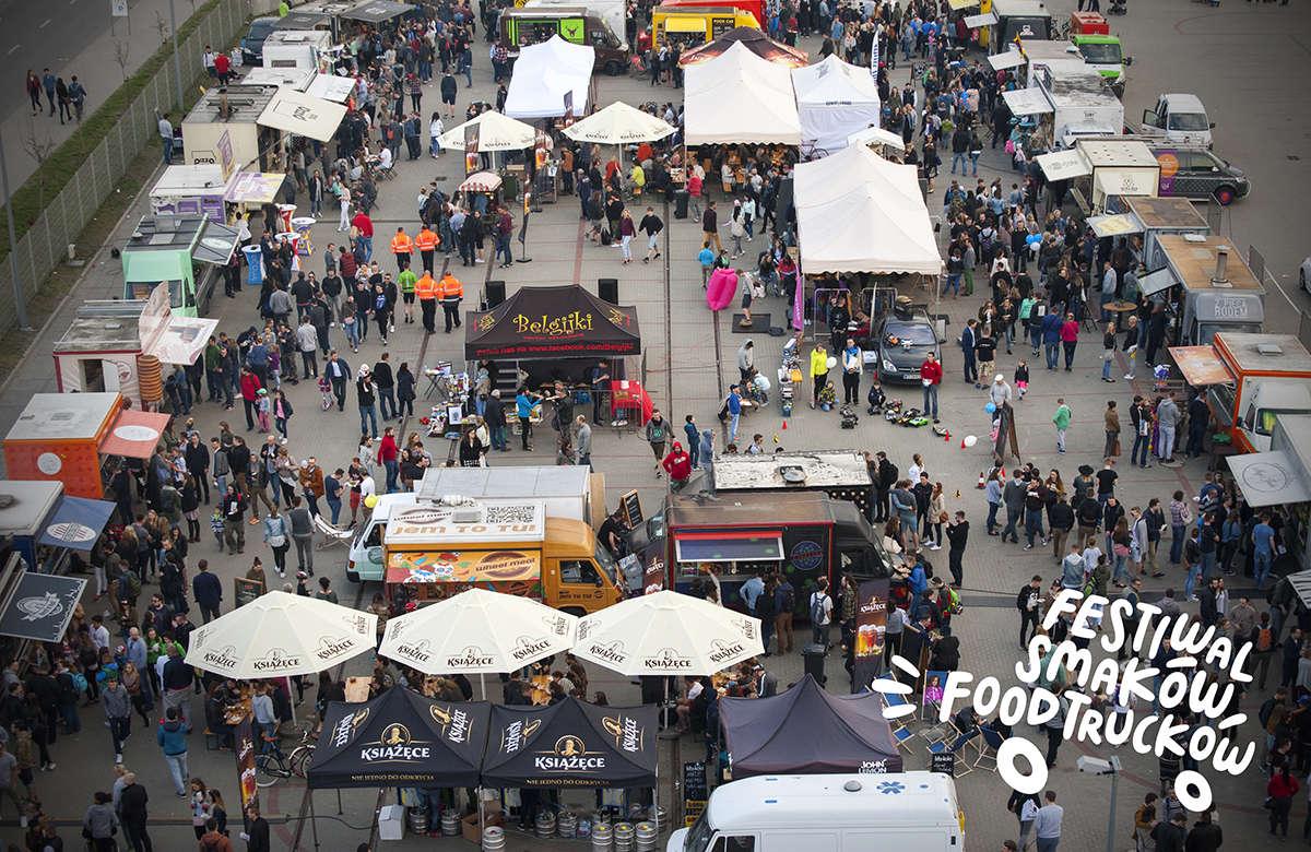 Festiwal Smaków Food Trucków po raz drugi odbędzie się w Olsztynie - full image