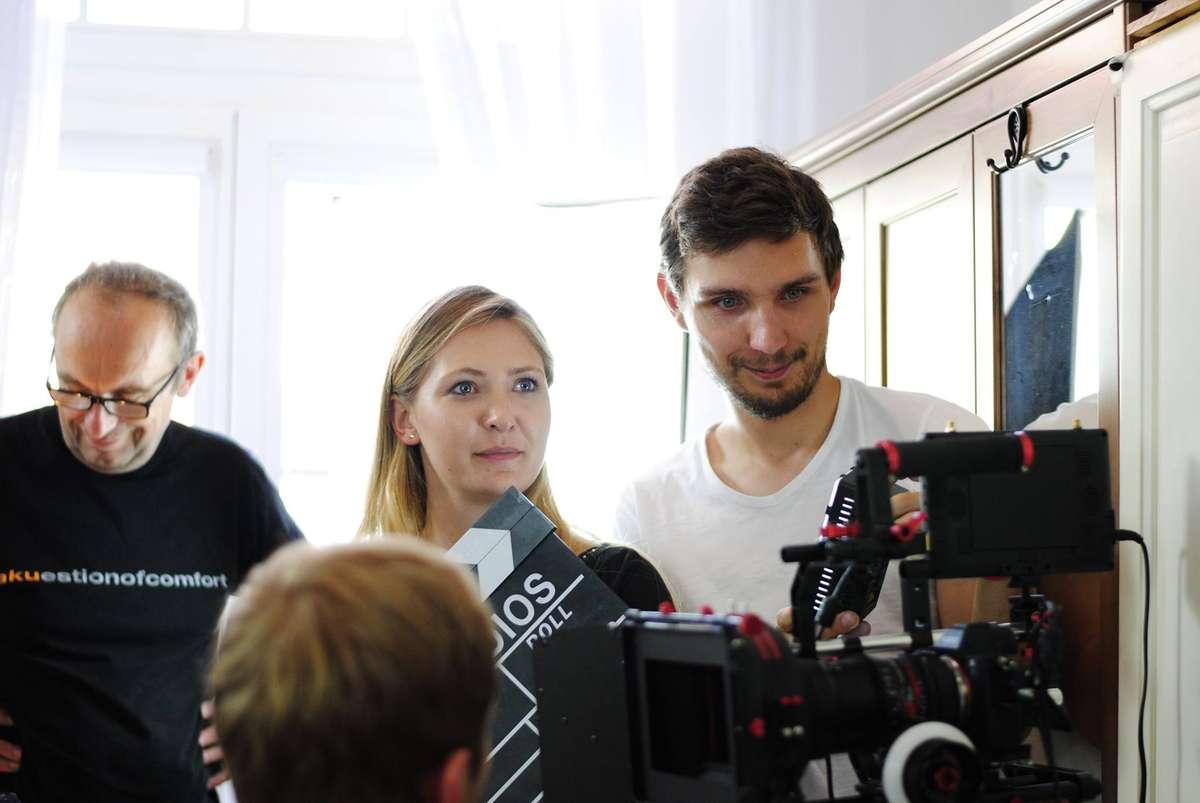 Lidia Moroz - reżyserka z Mrągowa
