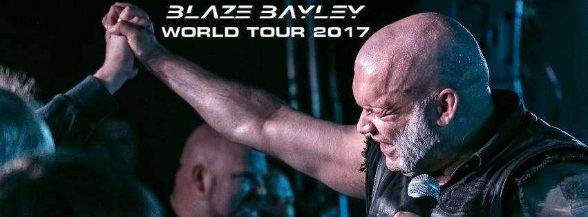 Z Iron Maiden koncertował po całym świecie. Blaze Bayley zawita do Olsztyna - full image