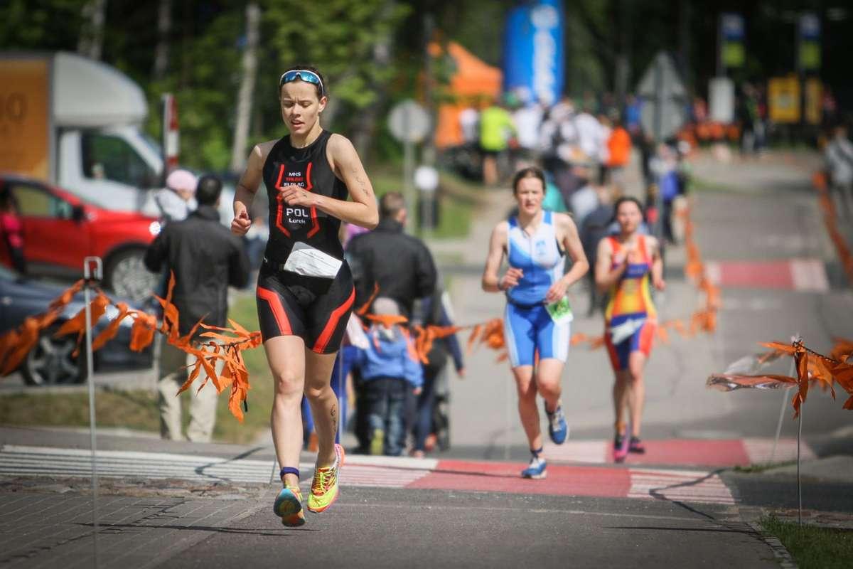 Elemental Tri Series Olsztyn i bieg na 10 km w Olsztynie - full image