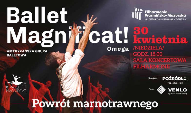 """Ballet Magnificat"" – Spektakl. Powrót marnotrawnego - full image"