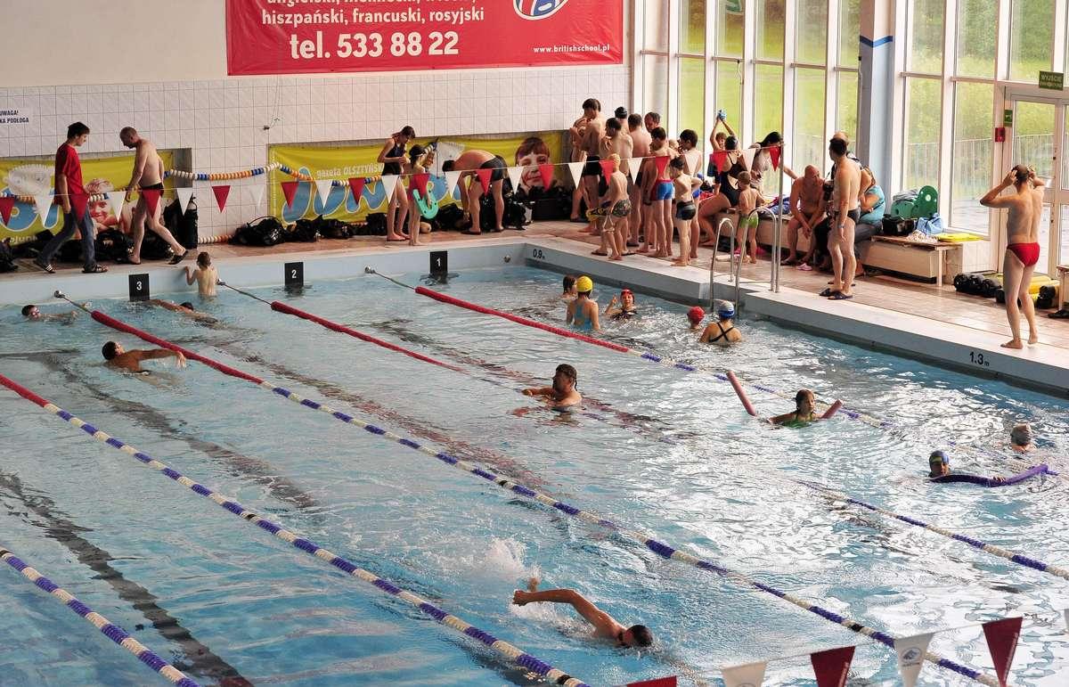Olsztyński basen ma już 50 lat!  - full image