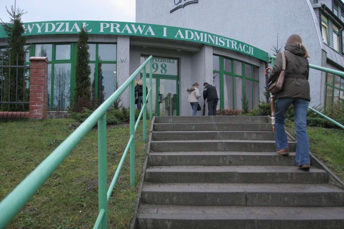 Konferencja odbędzie się na Wydziale Prawa i Administracji UWM w Olsztynie. - full image