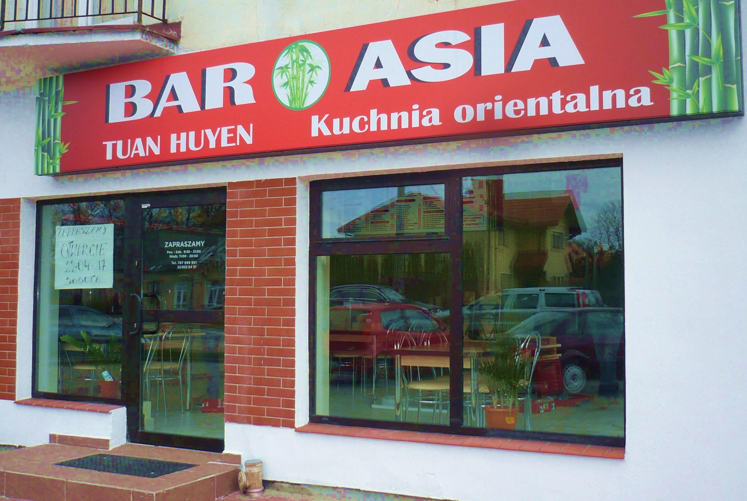 Wielkie Otwarcie Baru Asia Orientalna Kuchnia Na Osiedlu