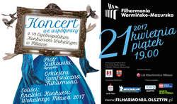 W Filharmonii: Koncert pełen śpiewu…