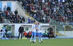 Zespół trenera Adama Łopatki, tak jak lider z Chojnic, jeszcze nie poniósł wiosną żadnej porażki