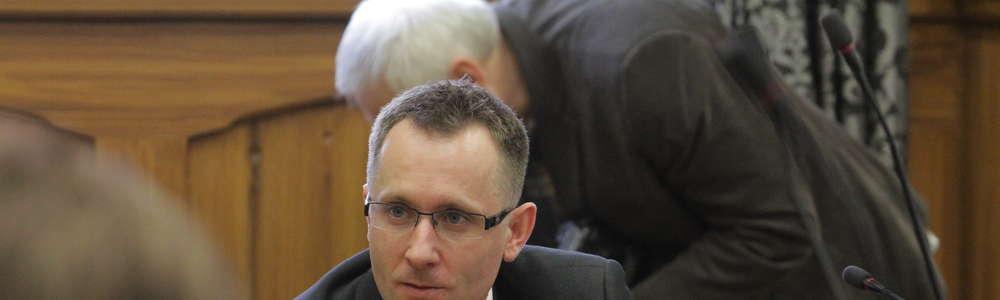Krzysztof Kacprzycki nie będzie już liderem SLD w Olsztynie?