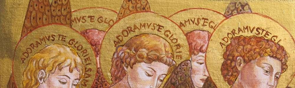 Skupienie. Ikony Krystyny Ciszkiewicz w galerii Bakałarz