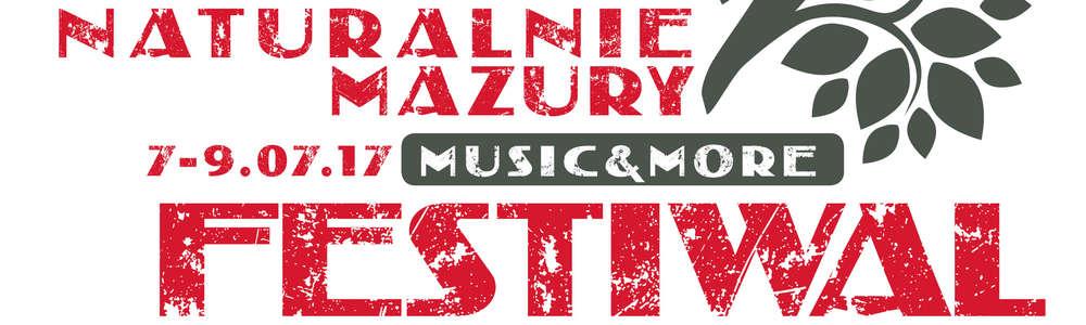 "Festiwal Naturalnie Mazury Music&More pod hasłem ""Zostawiam Serce na Ziemi"""