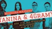Zapraszamy na koncert Janusza 'Yaniny' Iwańskiego z & 4GramY