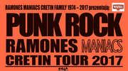 Punk Rock Ramones Maniac's Cretin Tour 2017
