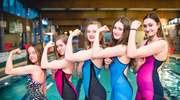 Pływaczki i pływacy Orki Iława w Giżycku zaliczyli bardzo udany start