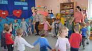 Obchody Światowego Dnia Zdrowia w Przedszkolu Gminnym Nr 1 w Bartoszycach