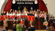 """V Gala Wielkanocna w Przedszkolu Nr 4 w Nidzicy """"Kraina Odkrywców"""""""""""