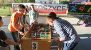 Zapraszają na deblowy turniej piłkarzyków o puchar burmistrza miasta