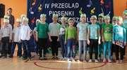 Rozśpiewane przedszkolaki w SP nr 14