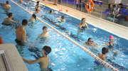 Aqua-fitness w Parku Wodnym Wilkasy