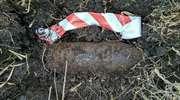 Na budowie znaleziono granat moździerzowy z czasów II wojny światowej