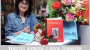 Wieczór autorski z Anną Osowską