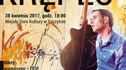 Zapraszamy na koncert Piotra Krępeć