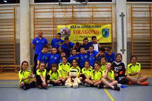 Unihokej. Drużyna KS Dragons z Płoskini zdobywa kolejne medale