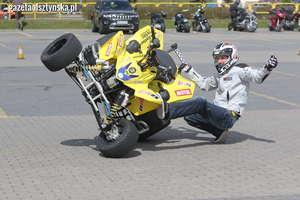 Tabunada w Olsztynie rozpoczęła sezon motocyklowy [FILM, ZDJĘCIA]