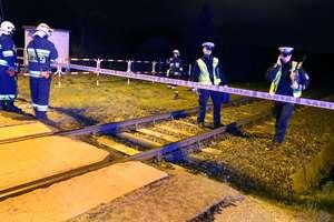 Młody mężczyzna wpadł pod pociąg w Olsztynie. Zginął na miejscu