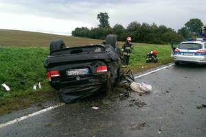 Dwie groźne kolizje spowodowane przez nietrzeźwych kierowców