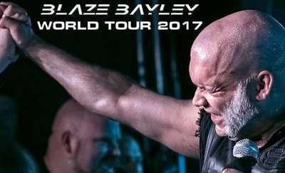 Z Iron Maiden koncertował po całym świecie. Blaze Bayley zawita do Olsztyna