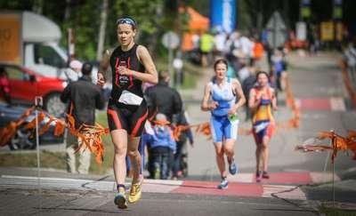Elemental Tri Series Olsztyn i bieg na 10 km w Olsztynie