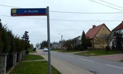 W Pasłęku zniknęła ulica Mariana Buczka
