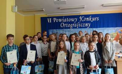 Mistrzowie Ortografii z Polnej [zdjęcia]