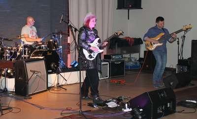 Amerykańska gitarzystka na majówce w Lubawie!