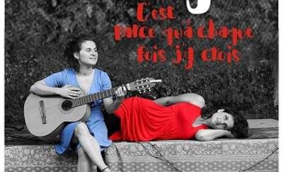 Francuski duet Cil'Ndyra w Kamienicy Naujacka