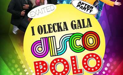 Gala disco polo w Olecku