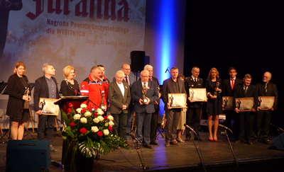 Po raz 18-ty przyznano szczycieńskie Jurandy