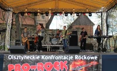 Rockowe granie w Olsztynku