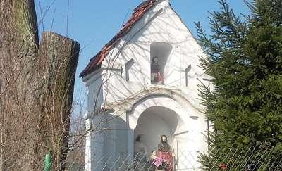Kapliczka w Starych Włókach