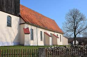Kościół p.w. Najświętszego Serca Pana Jezusa w Dębowcu