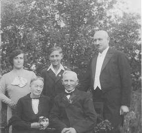 Jan Baczewski, Warmiak z krwi i kości
