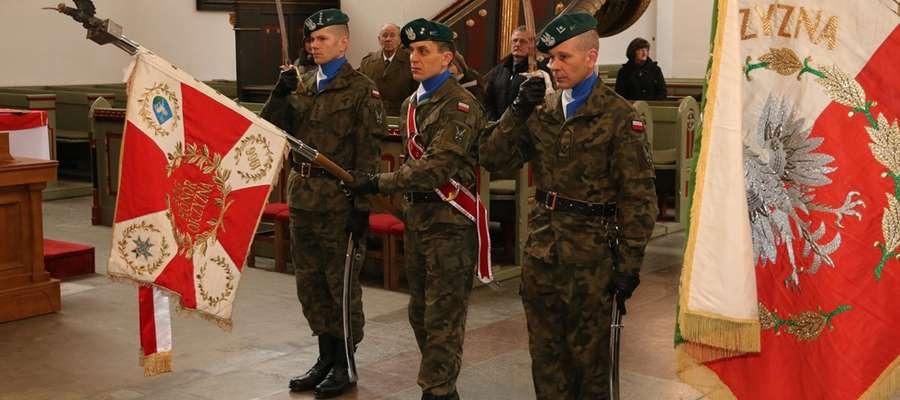 9 Warmiński Pułk Rozpoznawczy obchodził 21 kwietnia swoje święto