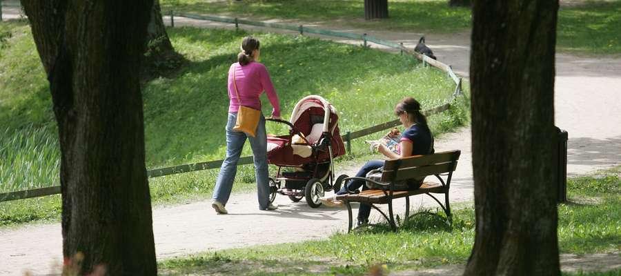 park jakubowo, olsztyn