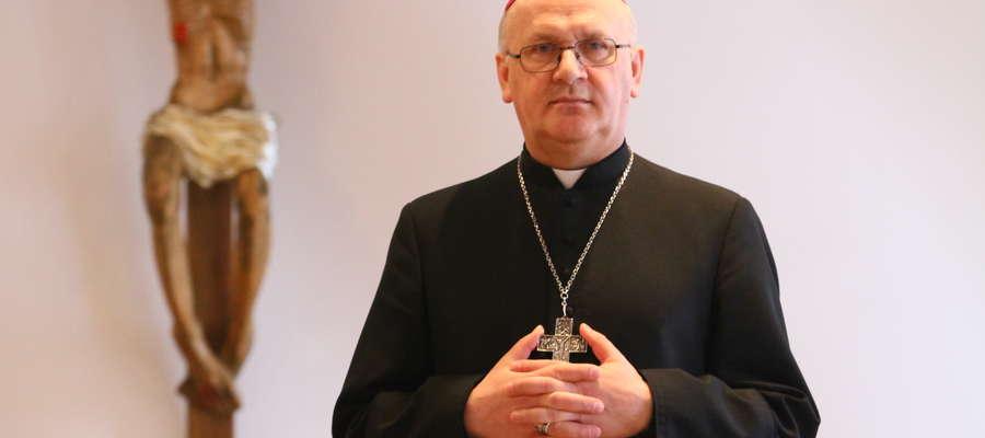 Abp Józef Górzyński: Na radosne przeżywanie świąt paschalnych wszystkim Wam z serca błogosławię