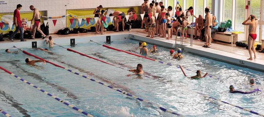 Olsztyński basen przy Głowackiego ma już 50 lat!