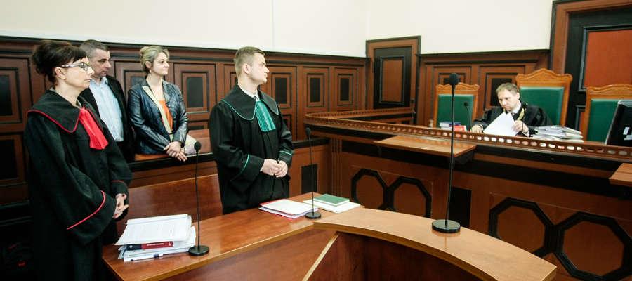 W Sądzie Okręgowym w Elblągu ruszył proces o pobicie 11-latka
